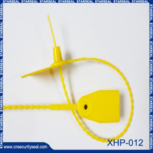 Adjustable plastic cable seal