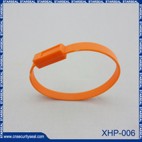 Safety seal plastics